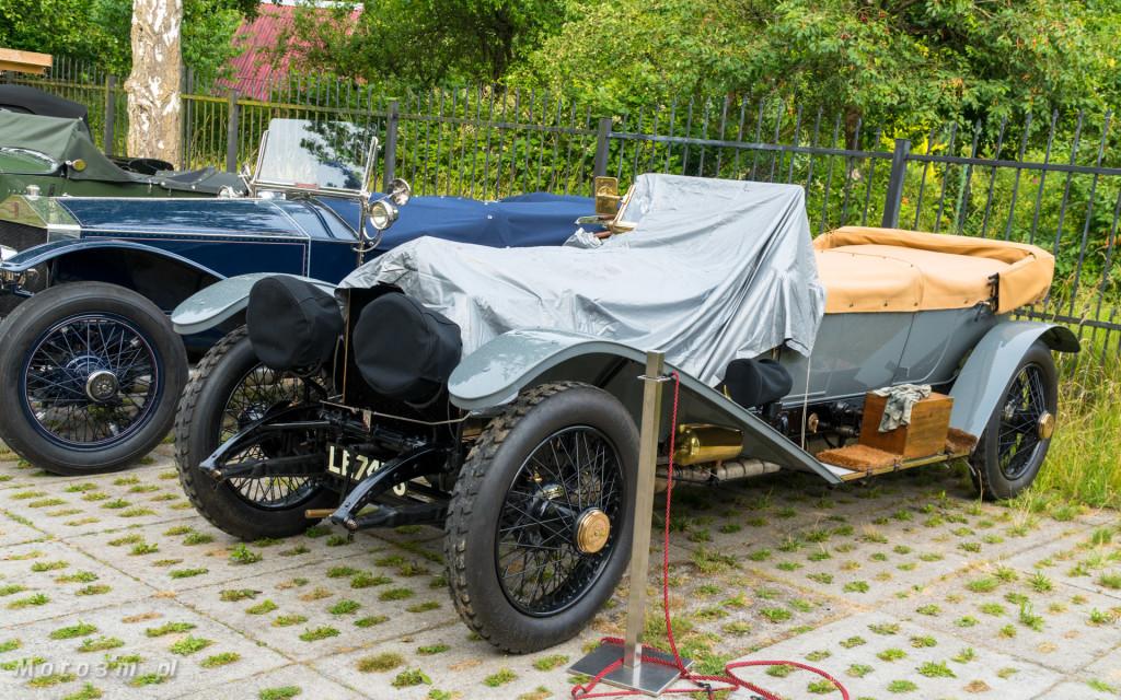 Zabytkowe Rolls-Royce'y odwiedziły Gdańsk 20-Ghost Club-5391