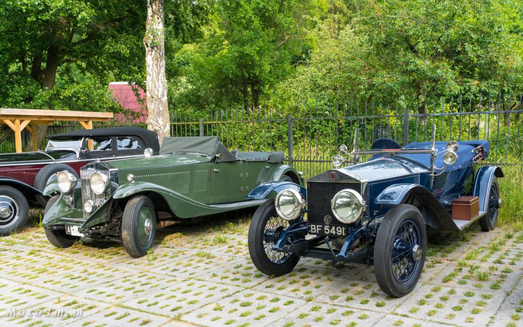 Zabytkowe Rolls-Royce'y odwiedziły Gdańsk 20-Ghost Club-5392