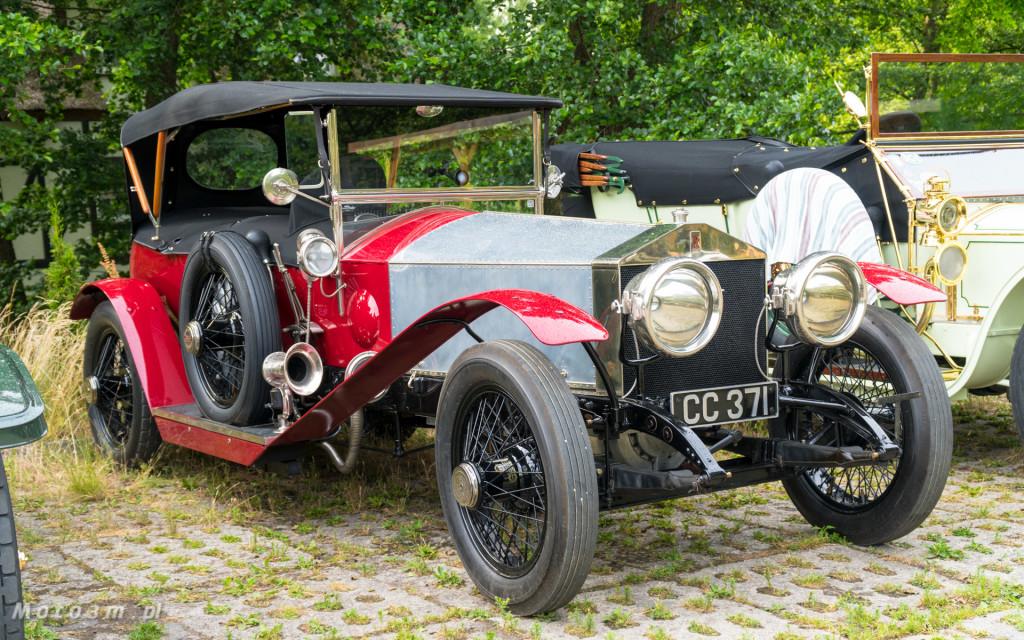 Zabytkowe Rolls-Royce'y odwiedziły Gdańsk 20-Ghost Club-5395