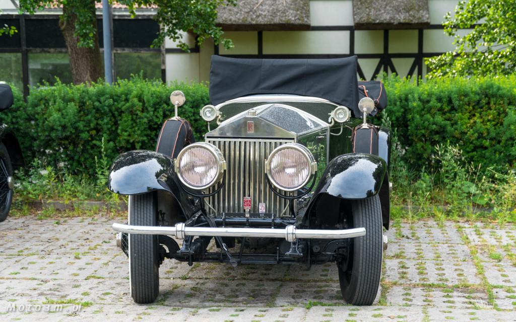 Zabytkowe Rolls-Royce'y odwiedziły Gdańsk 20-Ghost Club-5396