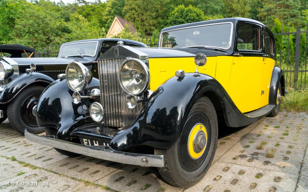 Zabytkowe Rolls-Royce'y odwiedziły Gdańsk 20-Ghost Club-5401