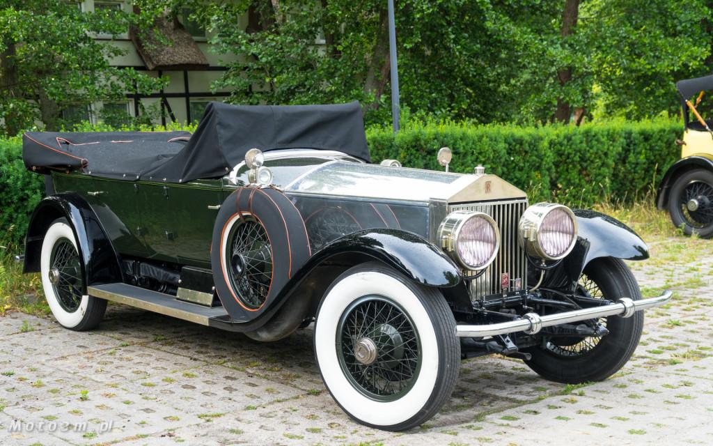 Zabytkowe Rolls-Royce'y odwiedziły Gdańsk 20-Ghost Club-5402