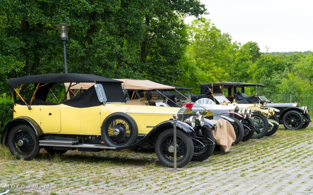 Zabytkowe Rolls-Royce'y odwiedziły Gdańsk 20-Ghost Club-5403