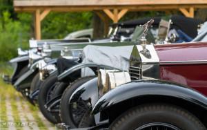 Zabytkowe Rolls-Royce'y odwiedziły Gdańsk 20-Ghost Club-5406