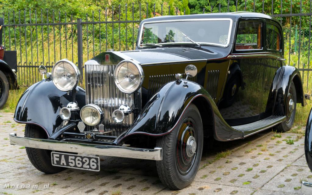 Zabytkowe Rolls-Royce'y odwiedziły Gdańsk 20-Ghost Club-5407