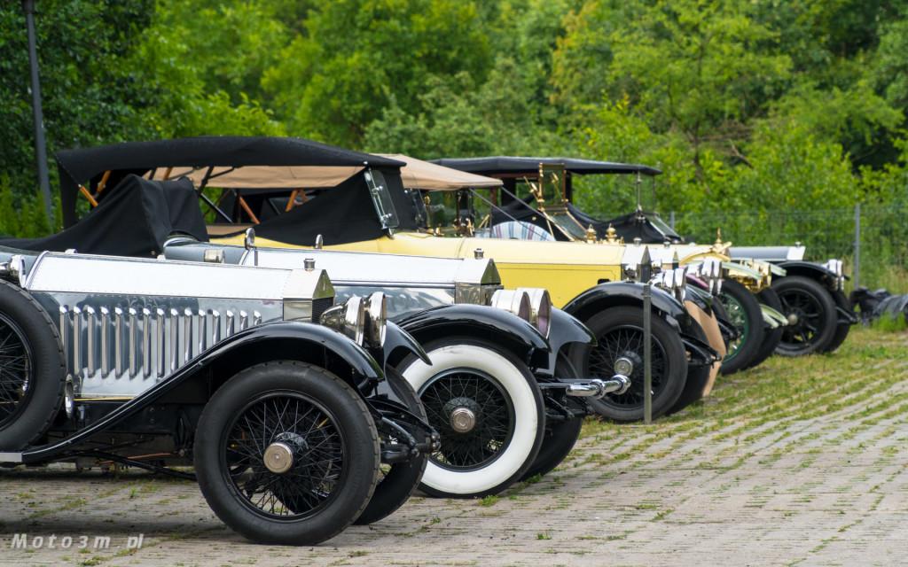 Zabytkowe Rolls-Royce'y odwiedziły Gdańsk 20-Ghost Club-5412
