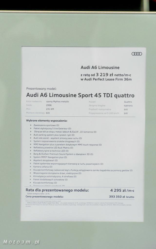 nowe Audi A6 w Audi Centrum Gdynia-5906