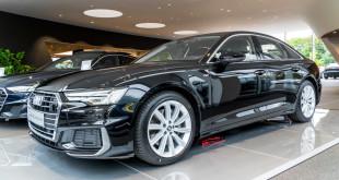 nowe Audi A6 w Audi Centrum Gdynia-5921