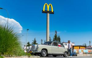Klasyczna Blokada restauracji McDonald's Pruszcz Gdański edycja 2018-07263