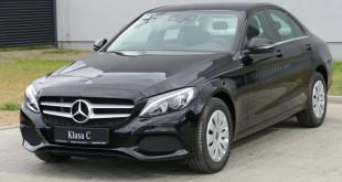 Mercedes Klas C w wydaniu Fleet Edition C160-