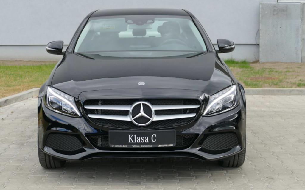 Mercedes Klas C w wydaniu Fleet Edition C160-1