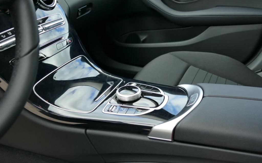 Mercedes Klas C w wydaniu Fleet Edition C160 11-