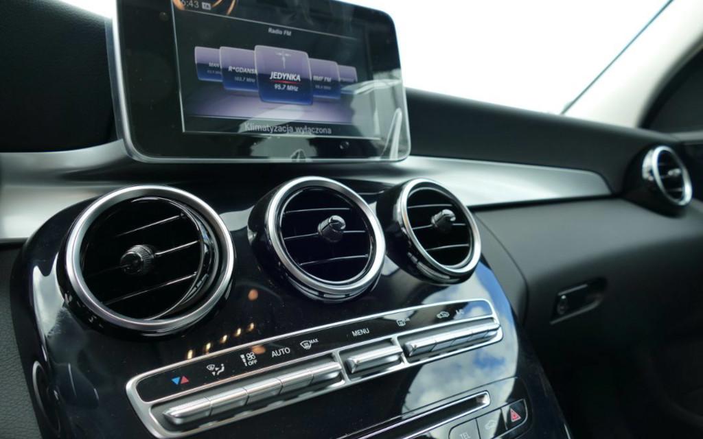 Mercedes Klas C w wydaniu Fleet Edition C160 12-