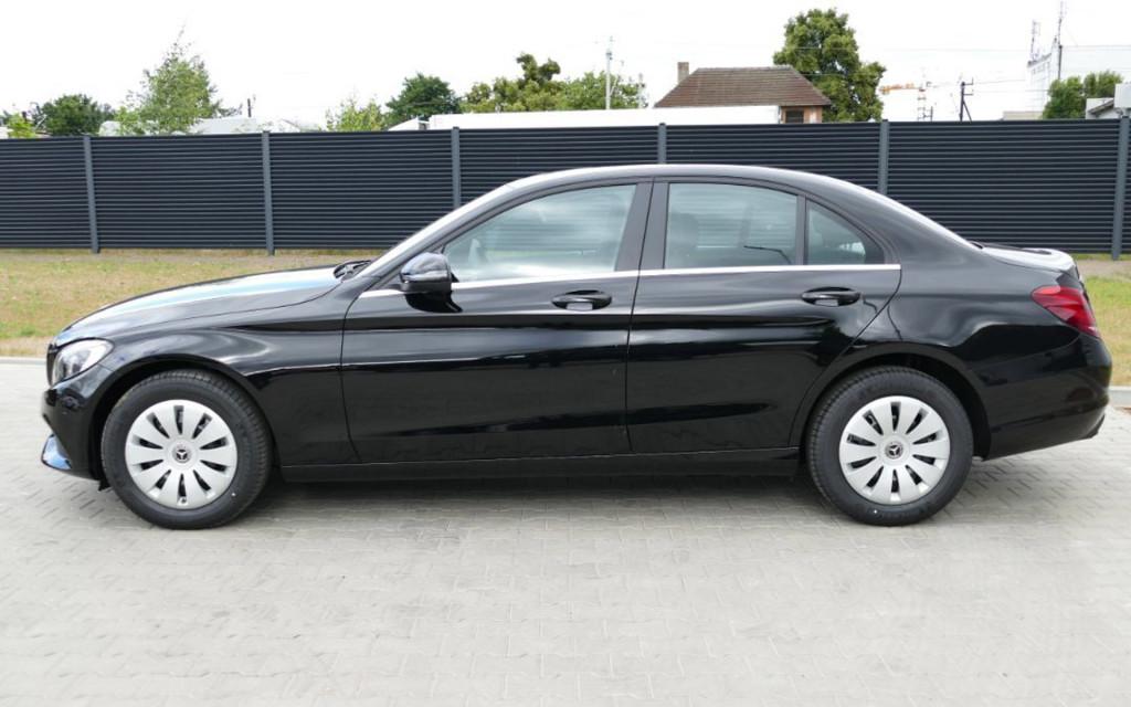 Mercedes Klas C w wydaniu Fleet Edition C160 3-
