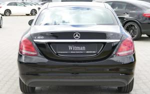 Mercedes Klas C w wydaniu Fleet Edition C160 6-