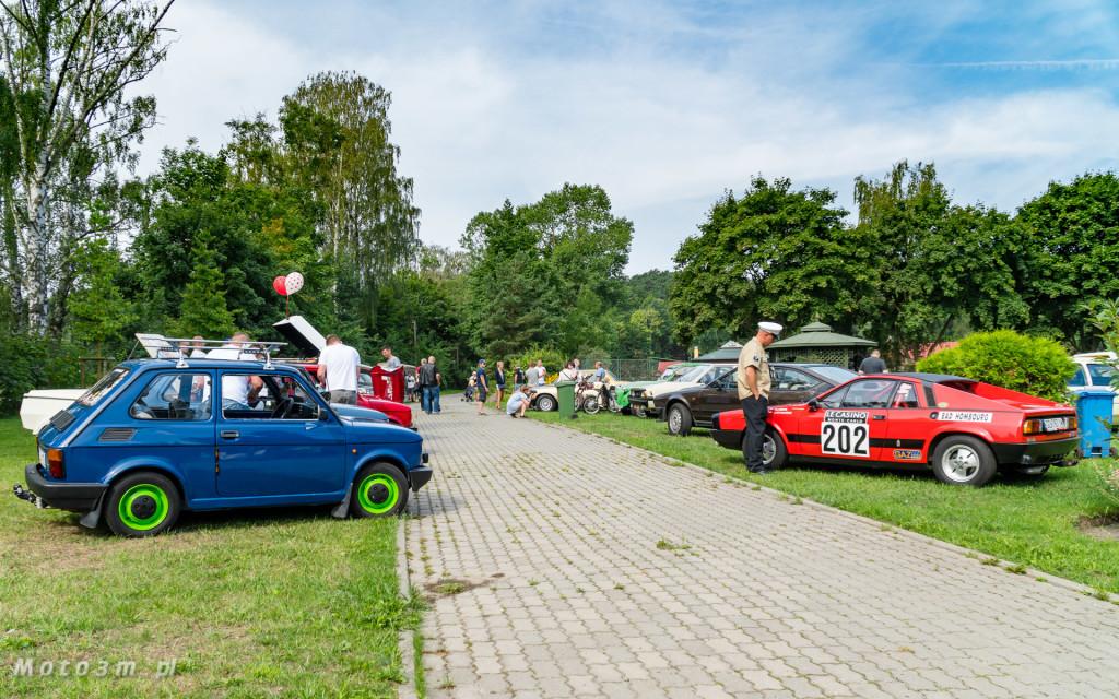 Moto Zoo 2018 - wystawa klasycznych samochodów w Gdańskim Ogrodzie zooologicznym-06920