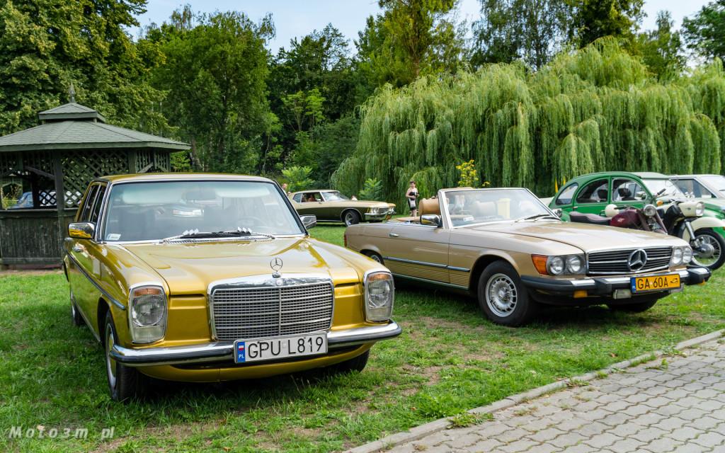 Moto Zoo 2018 - wystawa klasycznych samochodów w Gdańskim Ogrodzie zooologicznym-06935