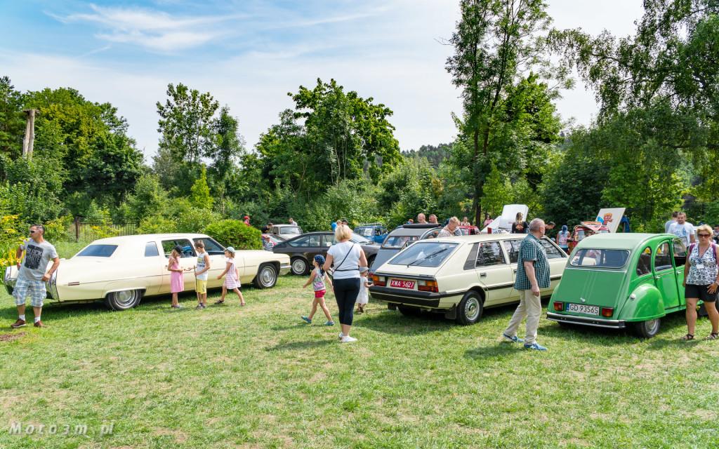 Moto Zoo 2018 - wystawa klasycznych samochodów w Gdańskim Ogrodzie zooologicznym-06966