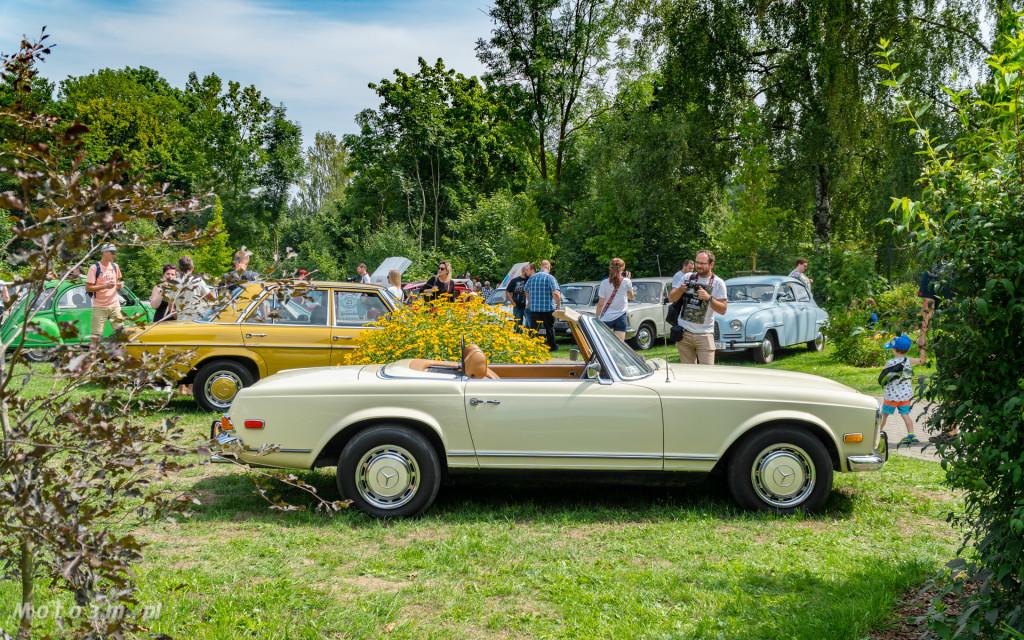 Moto Zoo 2018 - wystawa klasycznych samochodów w Gdańskim Ogrodzie zooologicznym-06972
