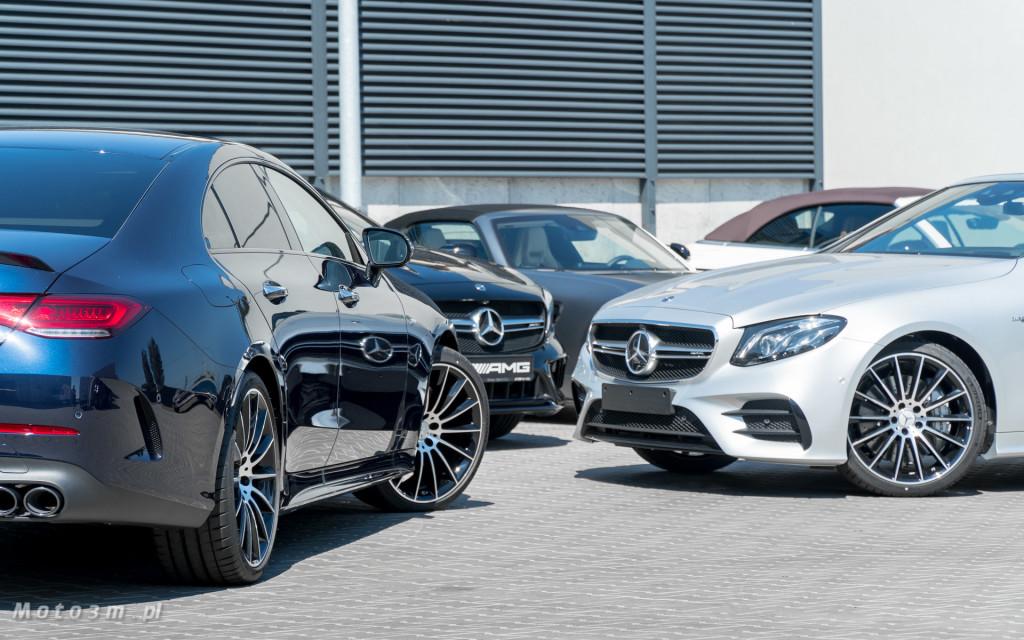 Nowości od Mercedesa w Trójmieście - Nowa Klasa G, E53 AMG i Maybach S650-07230