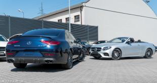 Nowości od Mercedesa w Trójmieście - Nowa Klasa G, E53 AMG i Maybach S650-07233