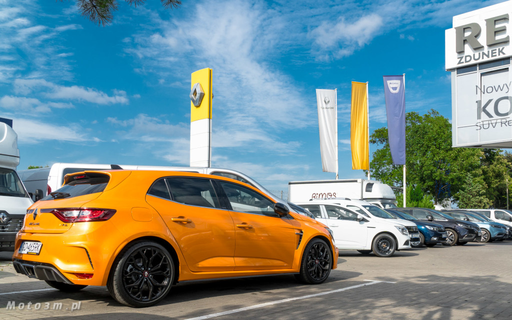 Renault Megane R.S. -
