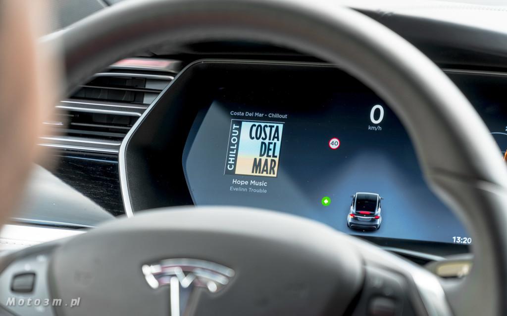 Tesla zaprezentowała się w Trójmieście-6093