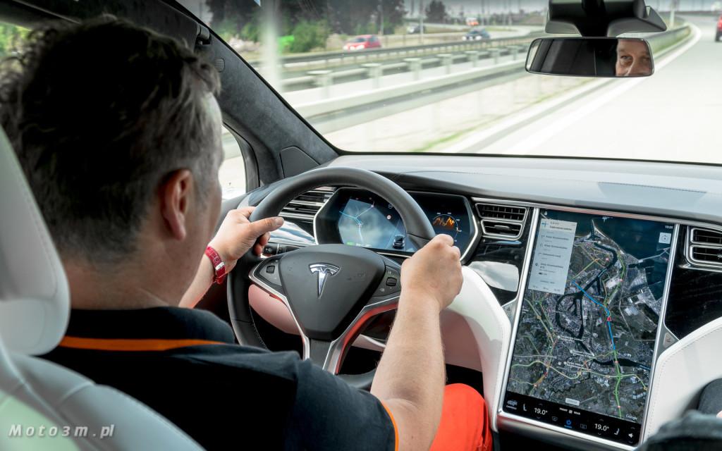 Tesla zaprezentowała się w Trójmieście-6099