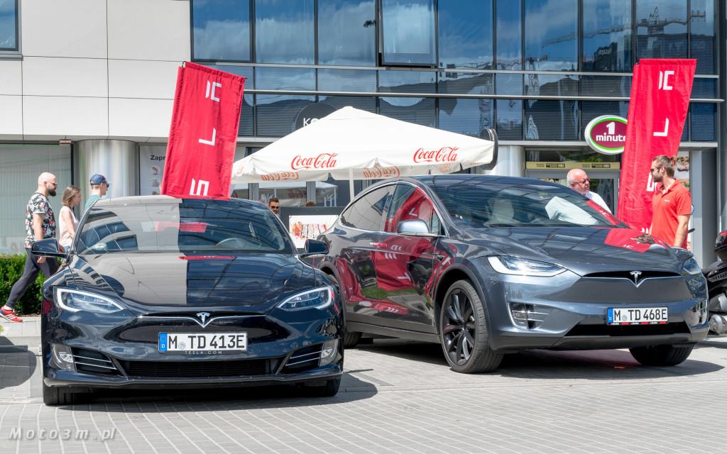 Tesla zaprezentowała się w Trójmieście-6119