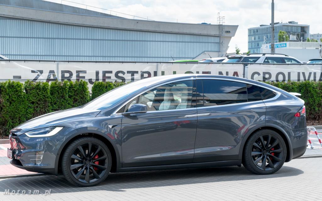 Tesla zaprezentowała się w Trójmieście-6121