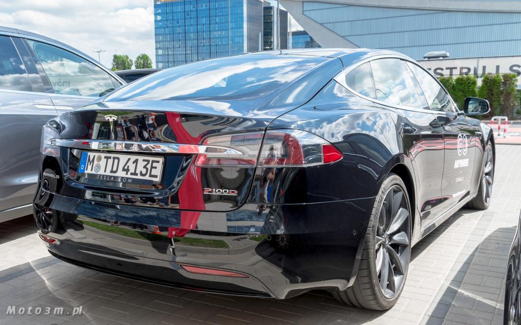 Tesla zaprezentowała się w Trójmieście-6123