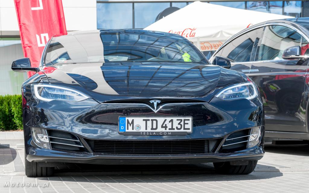 Tesla zaprezentowała się w Trójmieście-6124