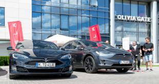 Tesla zaprezentowała się w Trójmieście-6125