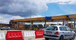 Autostrada A1, Amber One, bramki-125338