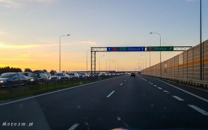 Autostrada A1, Amber One, droga-202805
