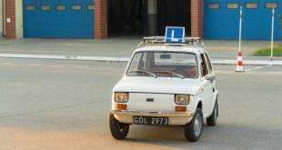 Klasyczny egzamin na prawo jazdy - 2 września, PORD-08135
