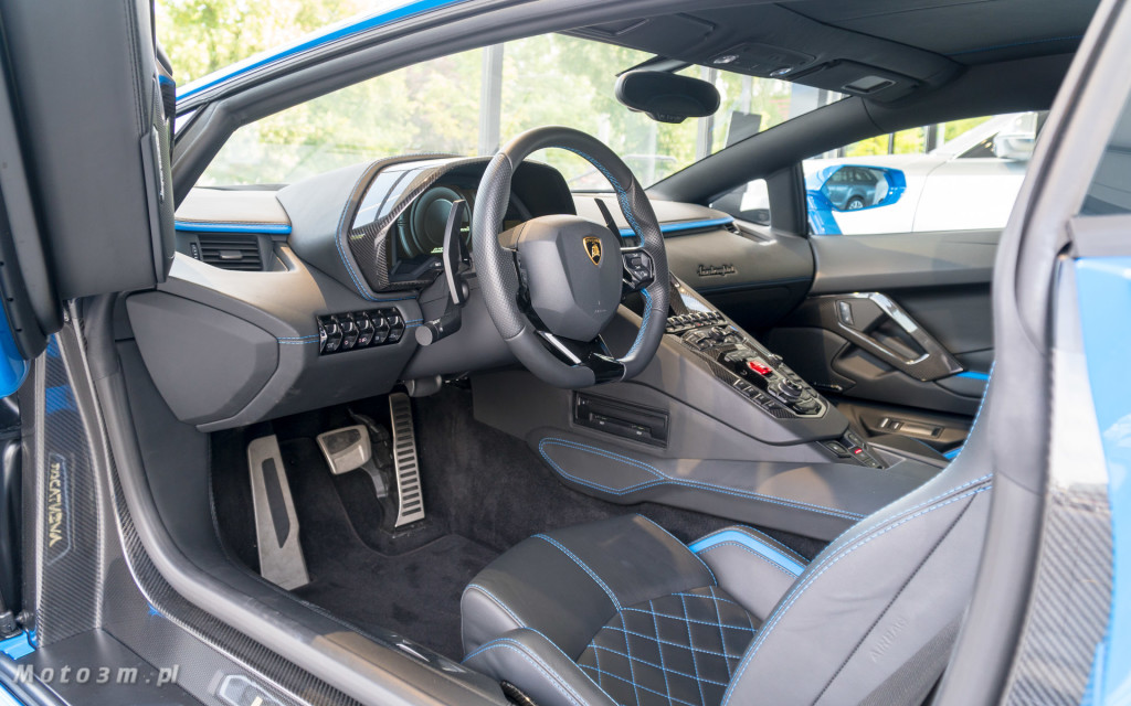 Lamborghini Aventador S w salonie Lellek Samochody Używane w Sopocie -07750