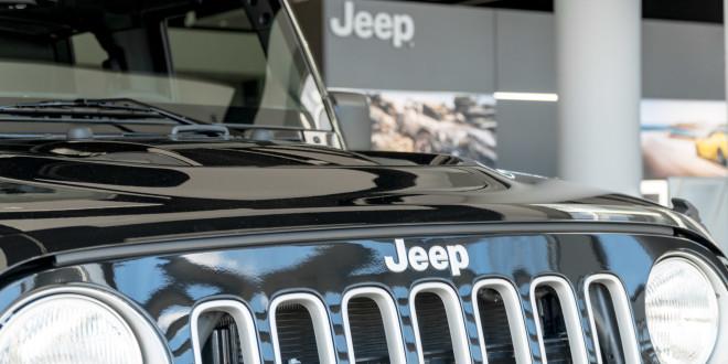 Limitowany Jeep Wrangler JK w Auto Plus - na pożegnanie modelu-08006