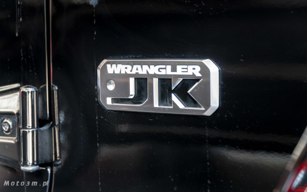 Limitowany Jeep Wrangler JK w Auto Plus - na pożegnanie modelu-08009