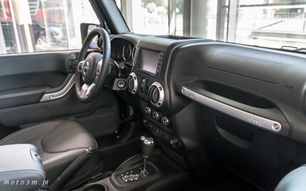 Limitowany Jeep Wrangler JK w Auto Plus - na pożegnanie modelu-08010