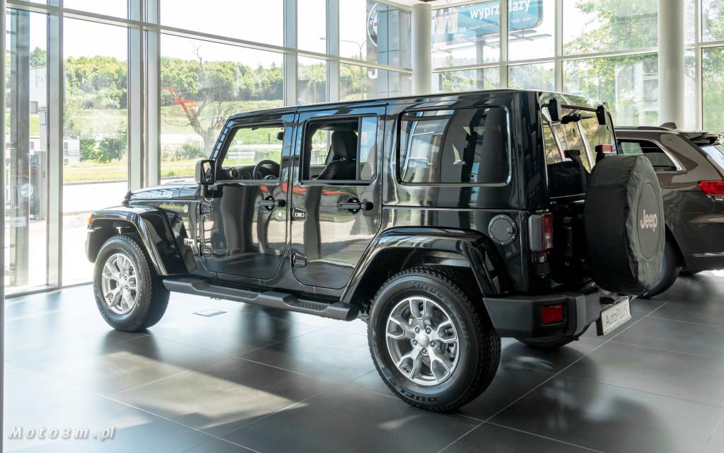 Limitowany Jeep Wrangler JK w Auto Plus - na pożegnanie modelu-08015