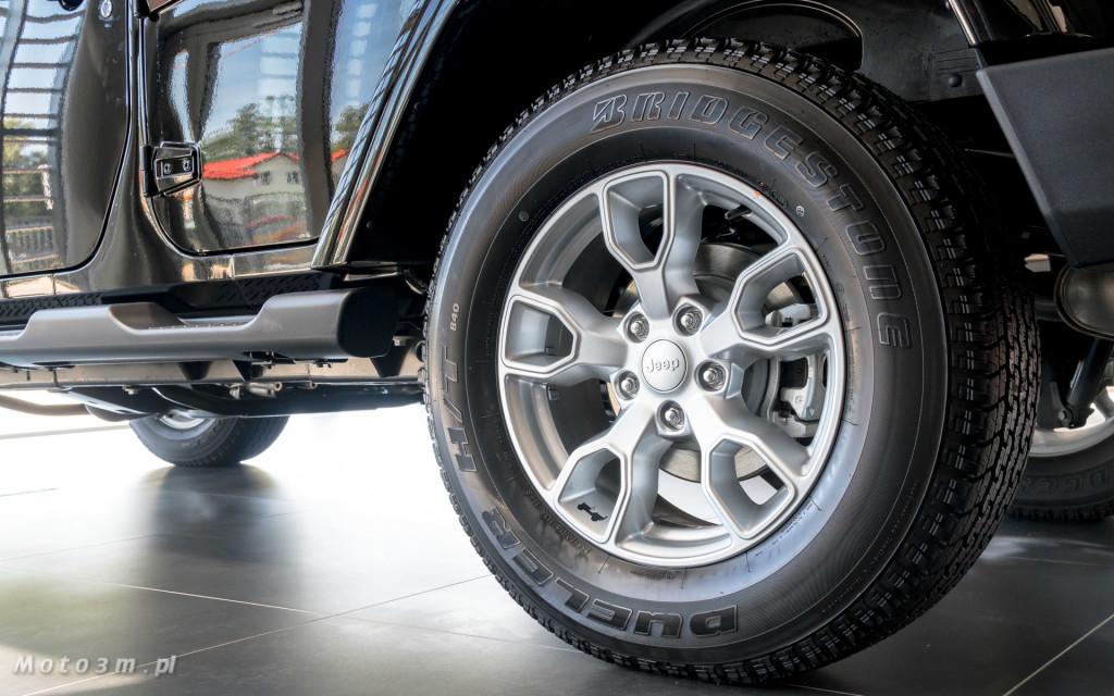 Limitowany Jeep Wrangler JK w Auto Plus - na pożegnanie modelu-08016