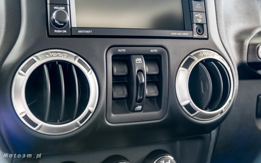 Limitowany Jeep Wrangler JK w Auto Plus - na pożegnanie modelu-08018