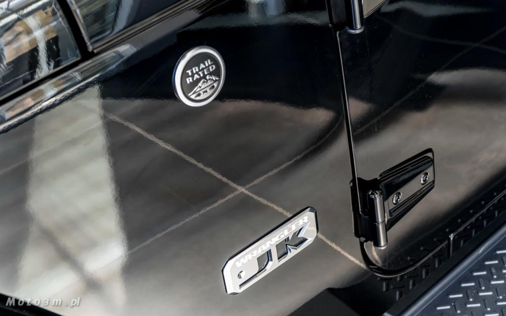 Limitowany Jeep Wrangler JK w Auto Plus - na pożegnanie modelu-08025