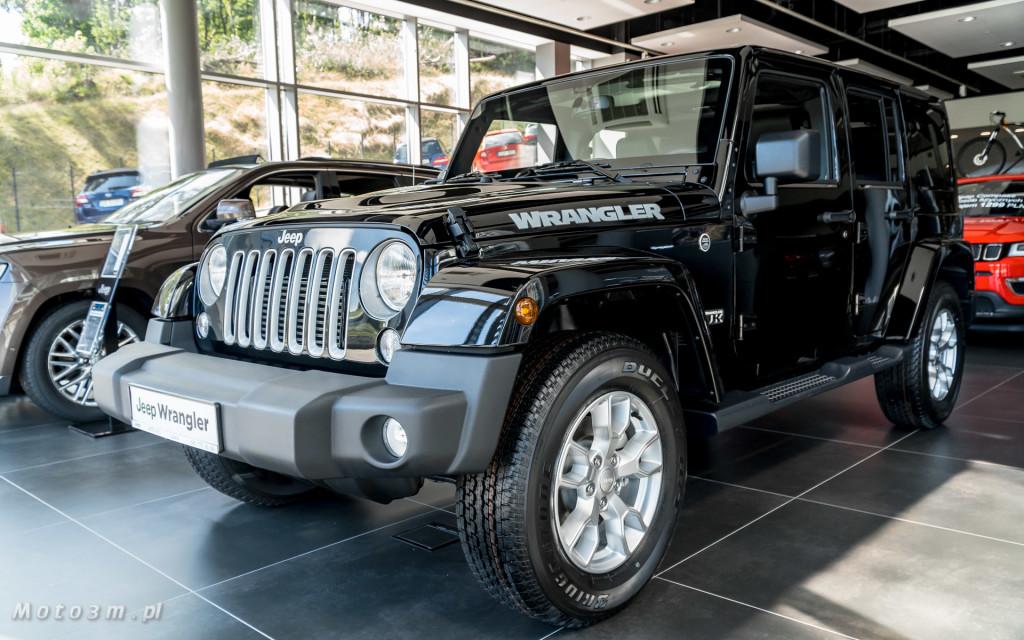 Limitowany Jeep Wrangler JK w Auto Plus - na pożegnanie modelu-08027