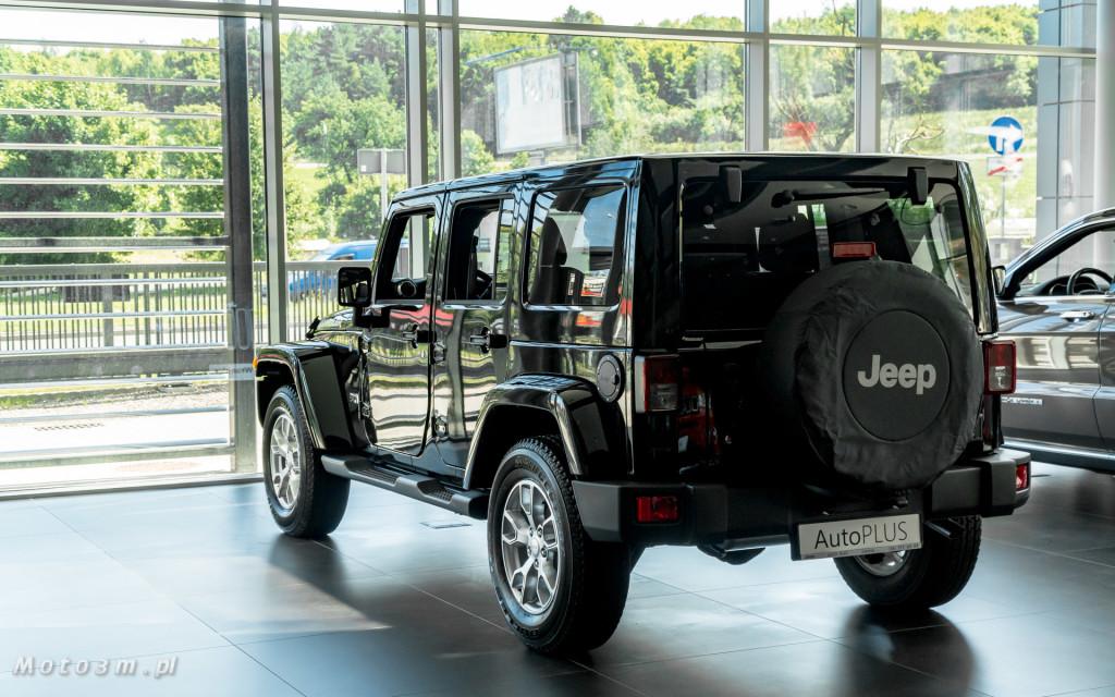 Limitowany Jeep Wrangler JK w Auto Plus - na pożegnanie modelu-08029