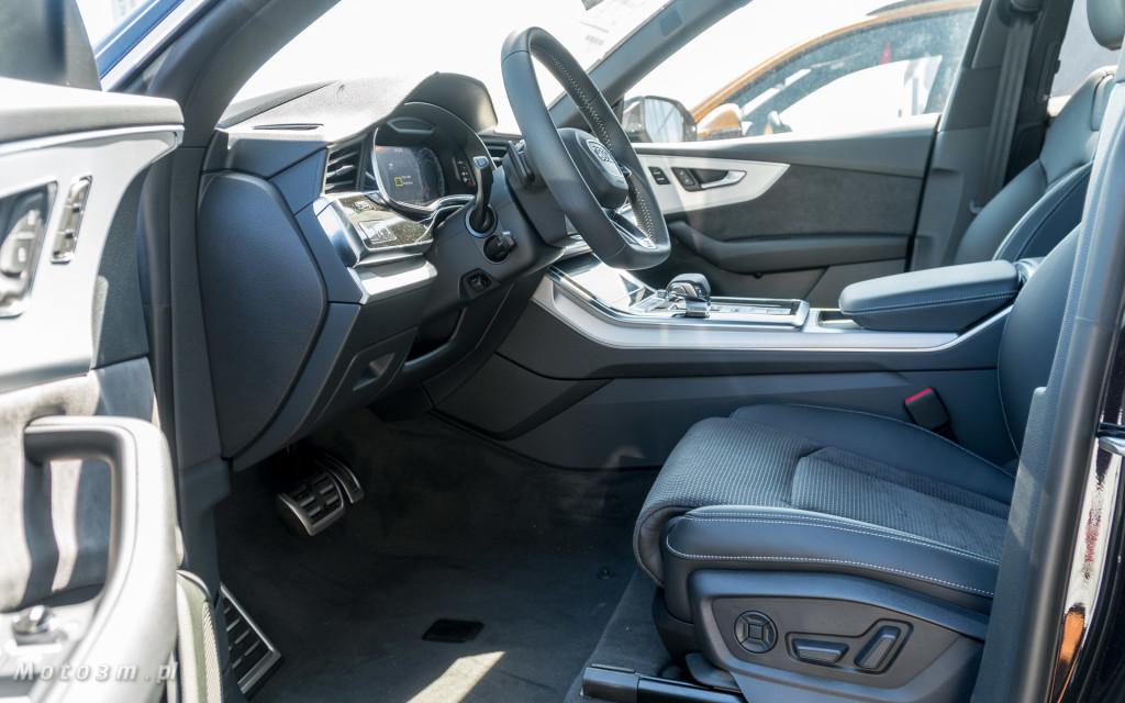 Nowe Audi Q8 w Audi Centrum Gdańsk-07785