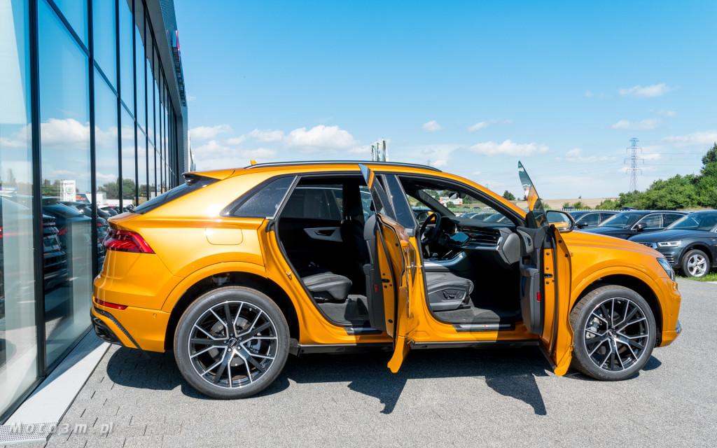 Nowe Audi Q8 w Audi Centrum Gdańsk-07793