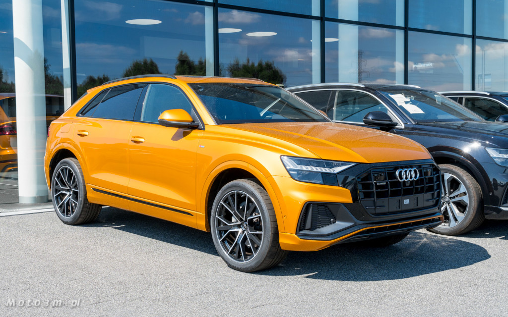 Nowe Audi Q8 w Audi Centrum Gdańsk-07800