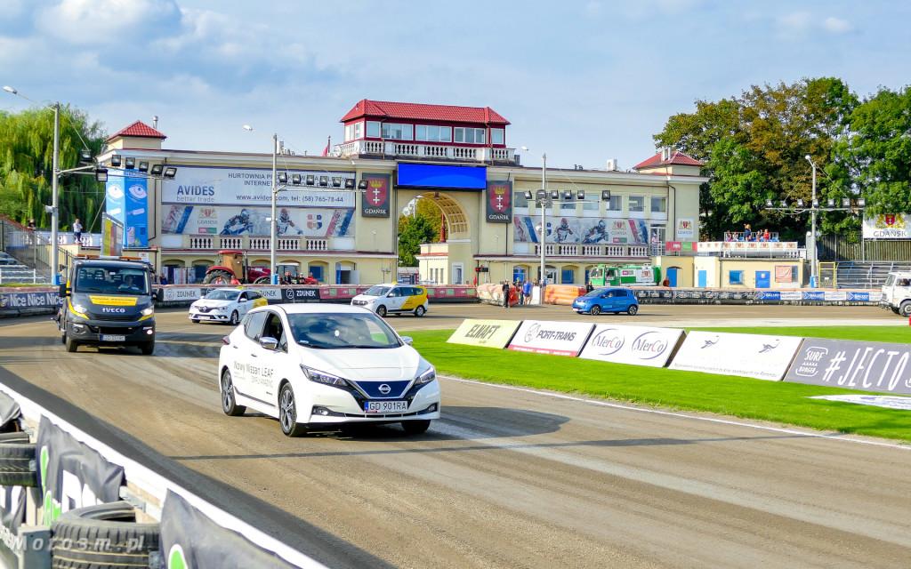 Nowe Renault ZOE - deboiut podczas meczu żużlowego GKS Wybrzeże-1770829